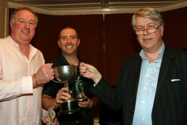 2008 Mens Doubles Winners - Mike Wallington & Graham Worth