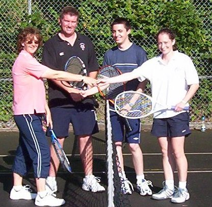 2007 Mixed Doubles Finalists